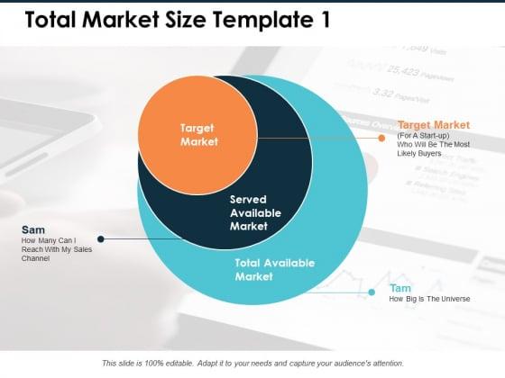 Total Market Size Target Market Ppt PowerPoint Presentation Layouts Format
