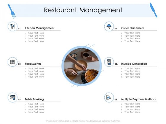 Tourism And Hospitality Industry Restaurant Management Ppt Gallery Outfit PDF