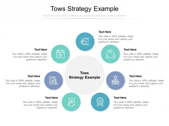 Tows Strategy Example Ppt PowerPoint Presentation Layouts Layouts Cpb