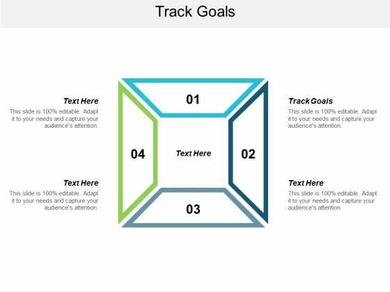 Track Goals Ppt PowerPoint Presentation Pictures Elements Cpb