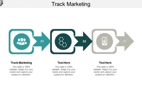 Track Marketing Ppt PowerPoint Presentation Show Slide Download Cpb