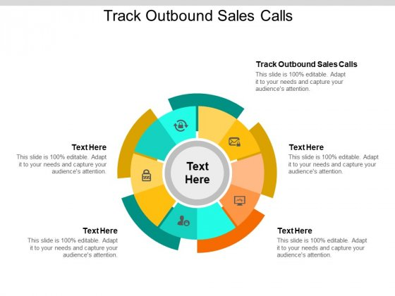 Track Outbound Sales Calls Ppt PowerPoint Presentation Infographics Example Topics Cpb Pdf