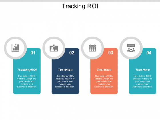 Tracking ROI Ppt PowerPoint Presentation Pictures Files Cpb