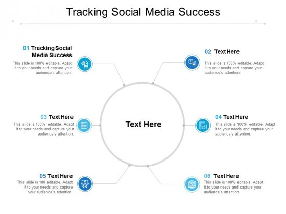 Tracking Social Media Success Ppt PowerPoint Presentation Gallery Images Cpb