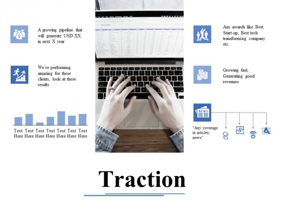 Traction Ppt PowerPoint Presentation Layouts Slide
