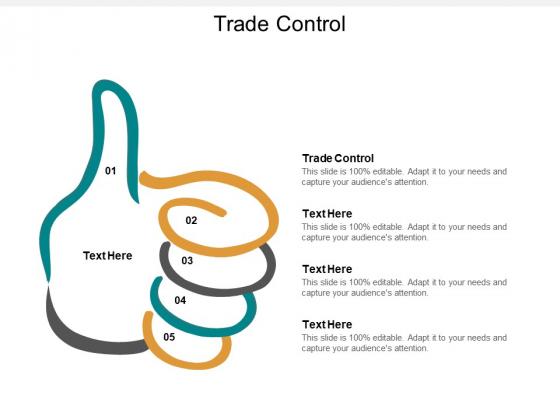 Trade Control Ppt PowerPoint Presentation Ideas Master Slide Cpb