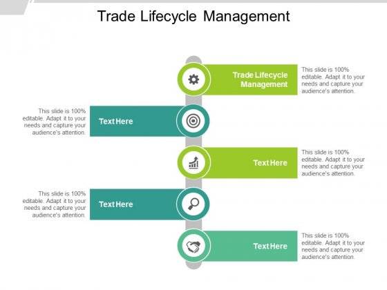 Trade Lifecycle Management Ppt PowerPoint Presentation Ideas Slides Cpb