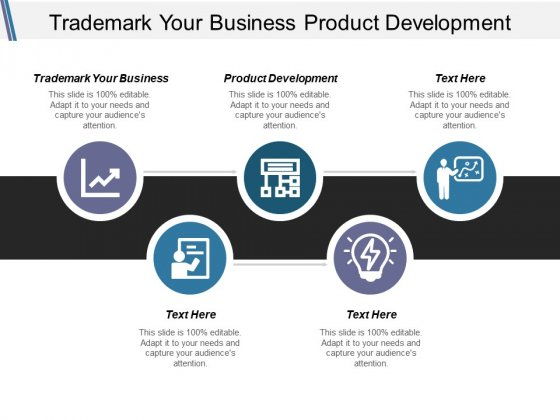 Trademark Your Business Product Development Ppt PowerPoint Presentation Slides Clipart