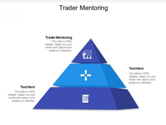 Trader Mentoring Ppt PowerPoint Presentation Professional Show Cpb