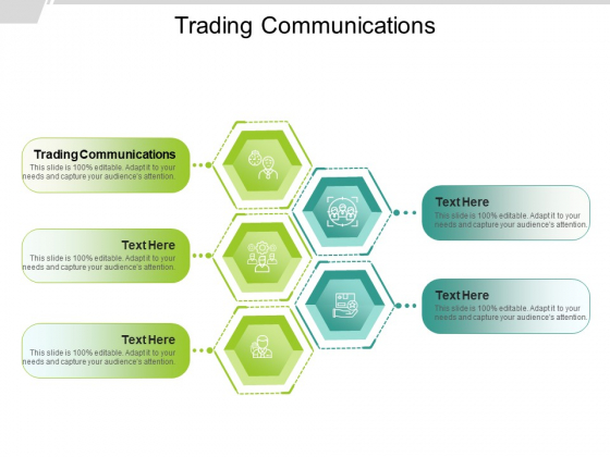 Trading Communications Ppt PowerPoint Presentation Summary Ideas Cpb