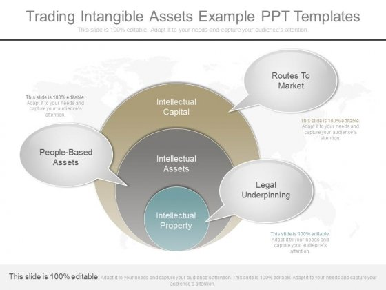 Trading Intangible Assets Example Ppt Templates