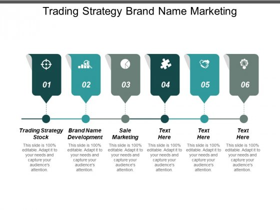 Trading Strategy Stock Brand Name Development Sale Marketing Ppt PowerPoint Presentation Outline Maker