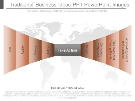 Traditional Business Ideas Ppt Powerpoint Images