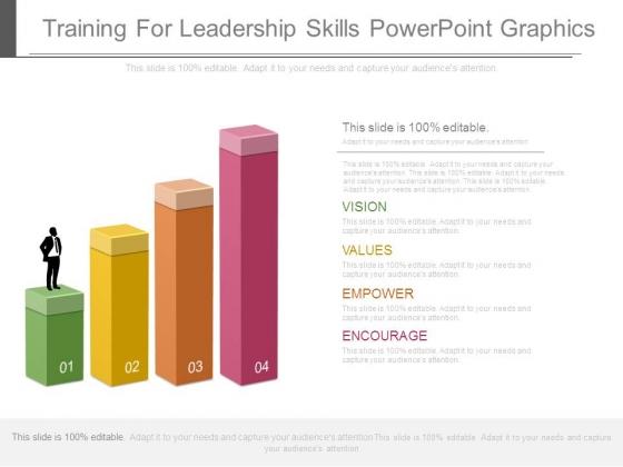 Training For Leadership Skills Powerpoint Graphics