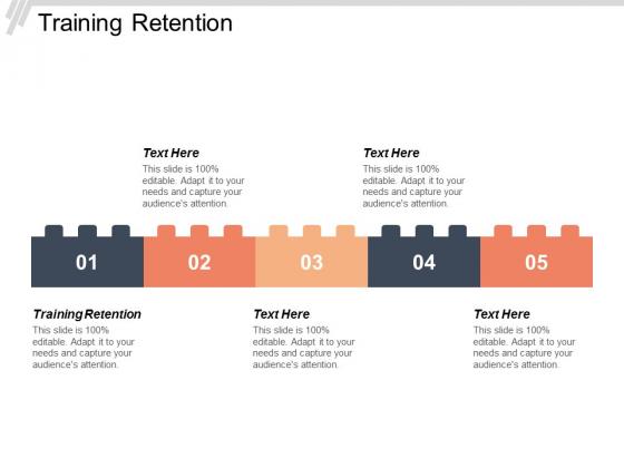 Training Retention Ppt Powerpoint Presentation Portfolio Vector Cpb