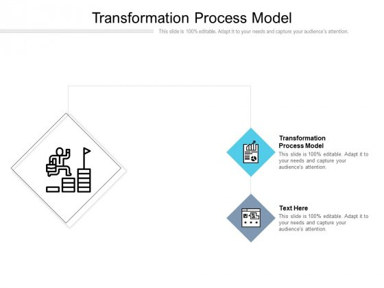 Transformation Process Model Ppt PowerPoint Presentation Infographic Template Graphics Cpb Pdf