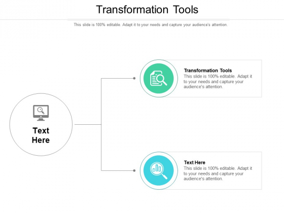 Transformation Tools Ppt PowerPoint Presentation Pictures Aids Cpb Pdf
