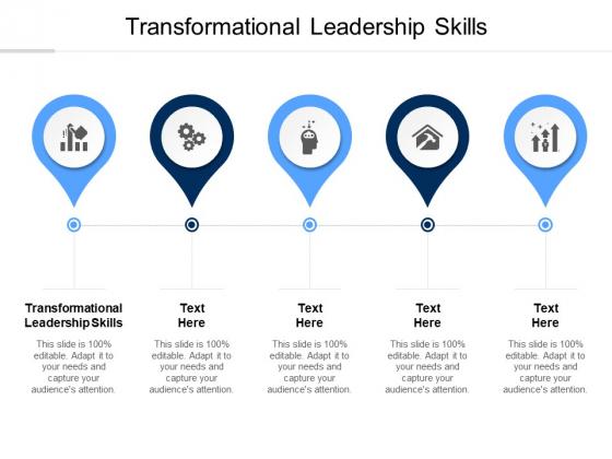 Transformational Leadership Skills Ppt PowerPoint Presentation Summary Show Cpb Pdf