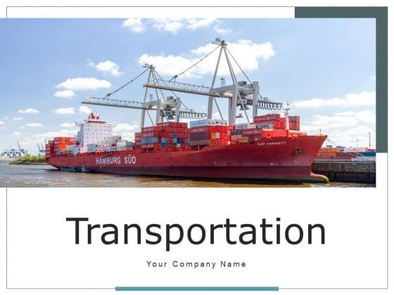 Transportation Inventory Communicatio Ppt PowerPoint Presentation Complete Deck