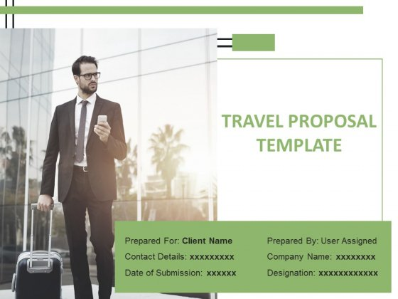 Travel Proposal Template Ppt PowerPoint Presentation Complete Deck With Slides
