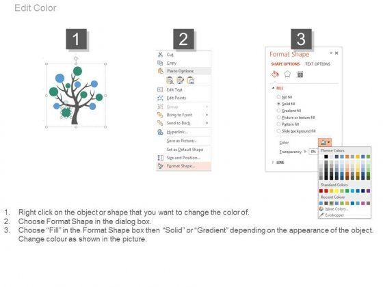 Tree_Diagram_For_Financial_Investment_Planning_Powerpoint_Slides_2