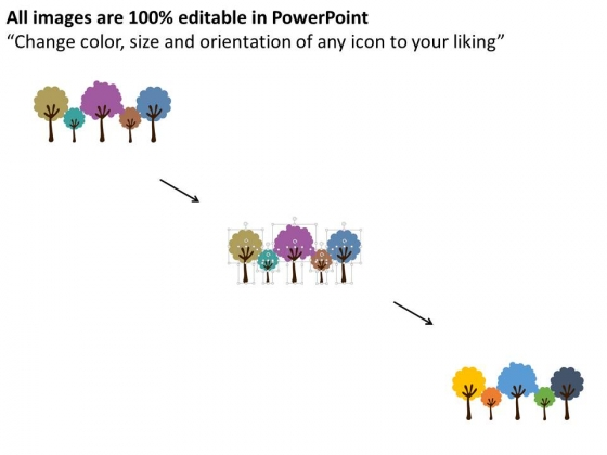 Trees_Diagram_With_Five_Icons_Powerpoint_Template_2