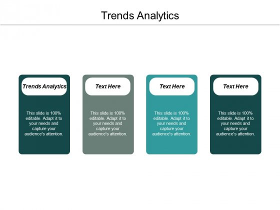 Trends Analytics Ppt PowerPoint Presentation Ideas Designs Download Cpb