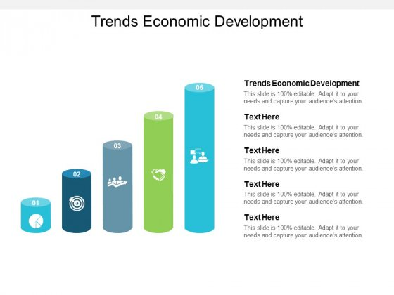 Trends Economic Development Ppt PowerPoint Presentation Infographics Format Ideas Cpb