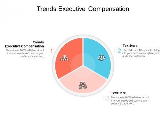 Trends Executive Compensation Ppt PowerPoint Presentation Professional Information Cpb