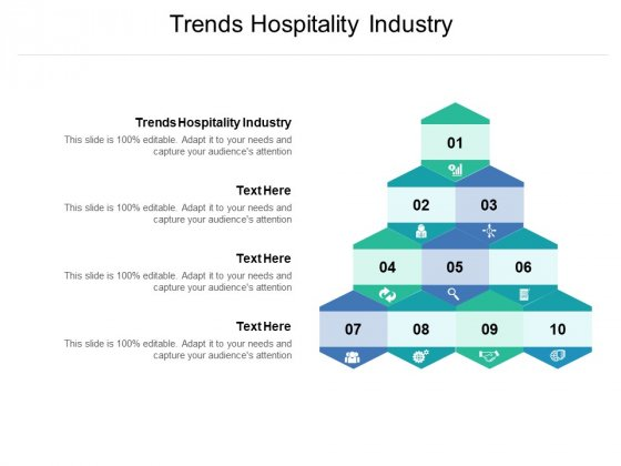 Trends Hospitality Industry Ppt PowerPoint Presentation Infographic Template Guide Cpb Pdf