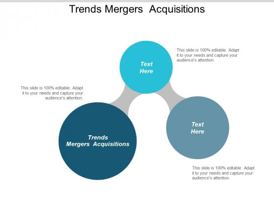 Trends Mergers Acquisitions Ppt PowerPoint Presentation Styles Outfit Cpb