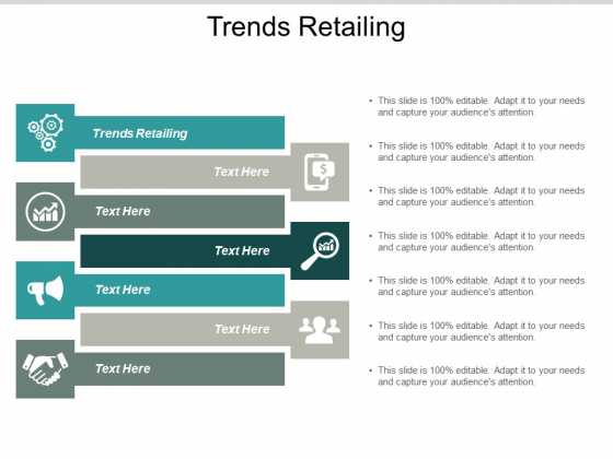 Trends Retailing Ppt PowerPoint Presentation Ideas Tips