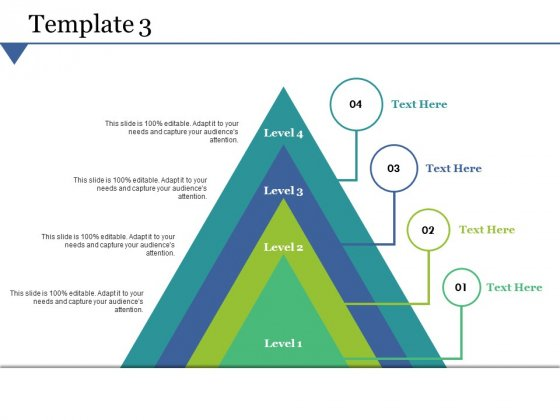 Triangle With Four Stages Ppt PowerPoint Presentation Pictures Graphics Example