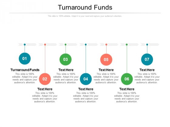 Turnaround Funds Ppt PowerPoint Presentation Slides Examples Cpb Pdf