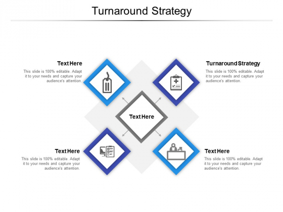 Turnaround Strategy Ppt PowerPoint Presentation Infographics Example Topics Cpb Pdf