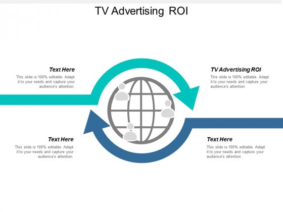 Tv Advertising Roi Ppt PowerPoint Presentation Outline Example Introduction Cpb