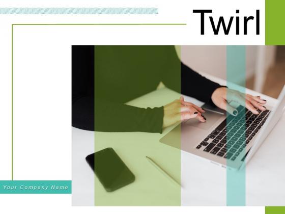 Twirl Business Document Gazette Scroll Arrow Ppt PowerPoint Presentation Complete Deck
