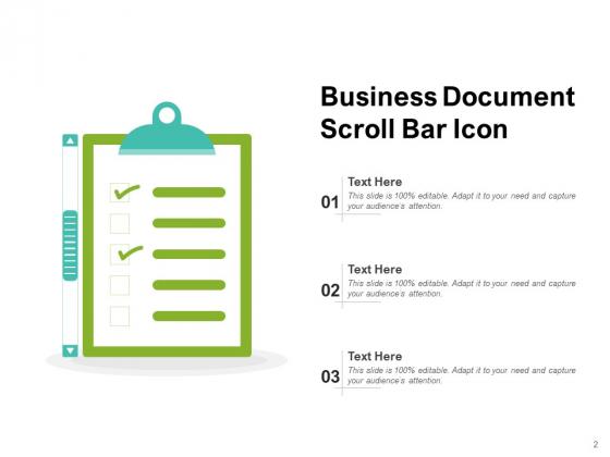 Twirl_Business_Document_Gazette_Scroll_Arrow_Ppt_PowerPoint_Presentation_Complete_Deck_Slide_2