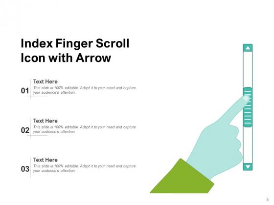 Twirl_Business_Document_Gazette_Scroll_Arrow_Ppt_PowerPoint_Presentation_Complete_Deck_Slide_5