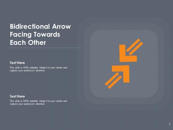 Two_Way_Arrow_Continuous_Movement_Arrows_Ppt_PowerPoint_Presentation_Complete_Deck_Slide_3