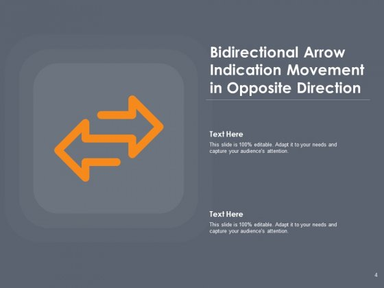 Two_Way_Arrow_Continuous_Movement_Arrows_Ppt_PowerPoint_Presentation_Complete_Deck_Slide_4