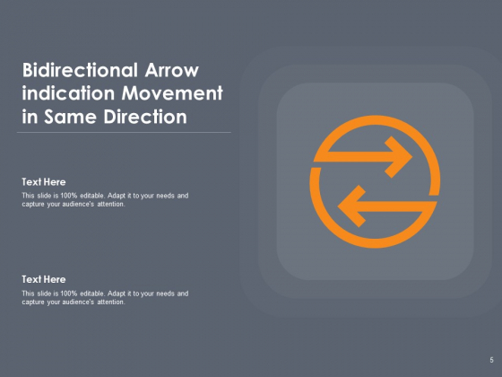 Two_Way_Arrow_Continuous_Movement_Arrows_Ppt_PowerPoint_Presentation_Complete_Deck_Slide_5