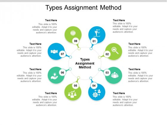 Types Assignment Method Ppt PowerPoint Presentation Model Ideas Cpb Pdf