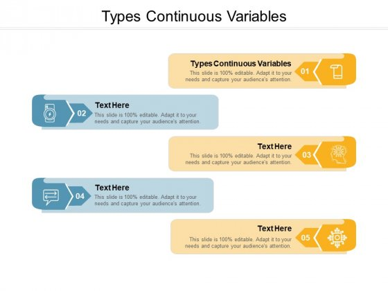 Types Continuous Variables Ppt PowerPoint Presentation Layouts Background Images Cpb