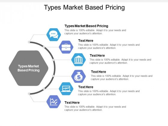 Types Market Based Pricing Ppt PowerPoint Presentation Ideas File Formats Cpb