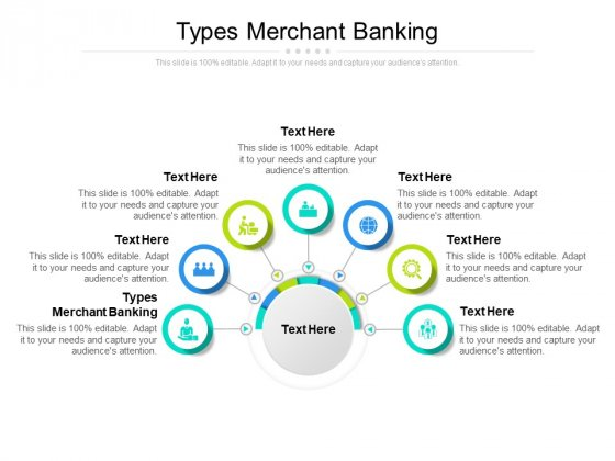 Types Merchant Banking Ppt PowerPoint Presentation Show Slide Cpb