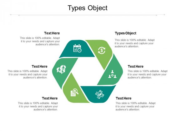 Types Object Ppt PowerPoint Presentation Professional Design Ideas Cpb Pdf