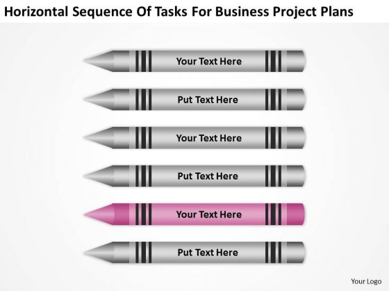 Tasks For Business Project Plans Ppt How To Create PowerPoint Templates