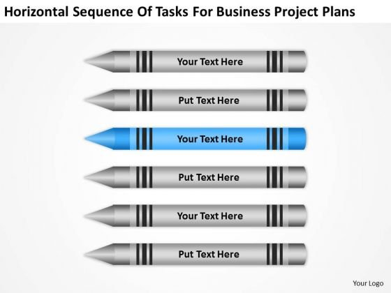Tasks For Business Project Plans Ppt Software PowerPoint Templates