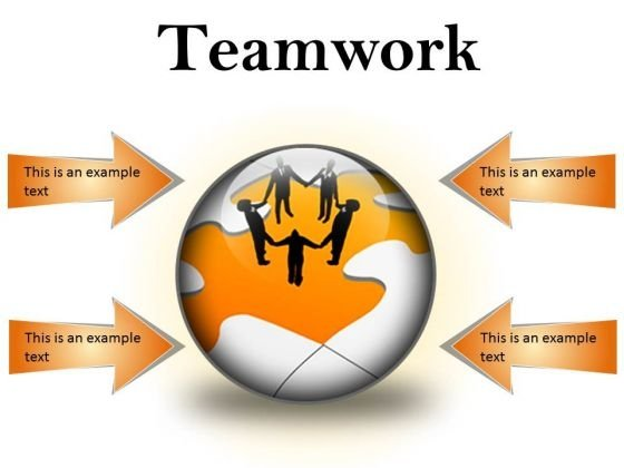 Teamwork01 Business PowerPoint Presentation Slides C